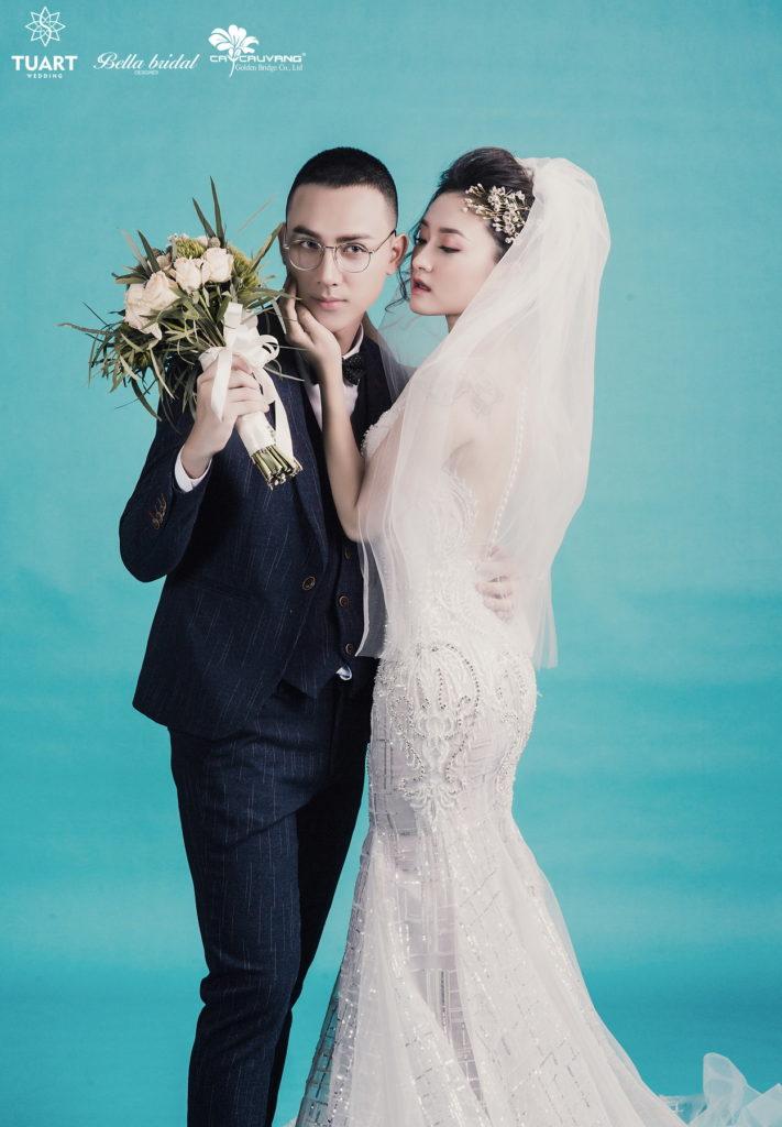 Album chụp ảnh cưới đẹp theo phong cách Hàn Quốc 61