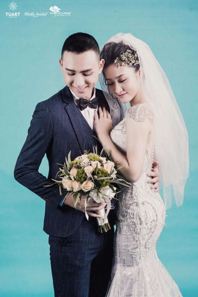 Album chụp ảnh cưới đẹp theo phong cách Hàn Quốc 62