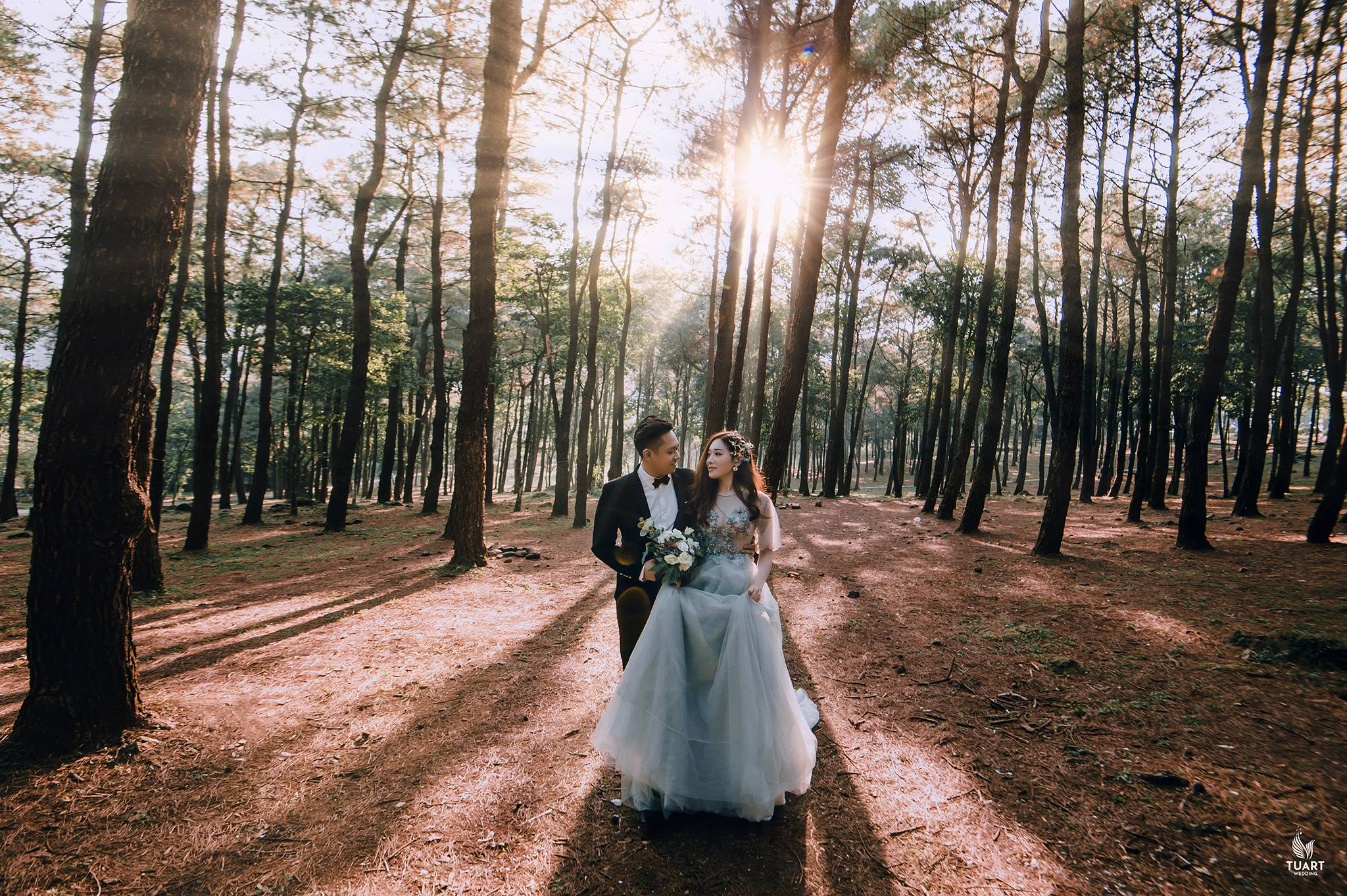 Album chụp ảnh cưới đẹp tại Vườn quốc gia Ba Vì 7