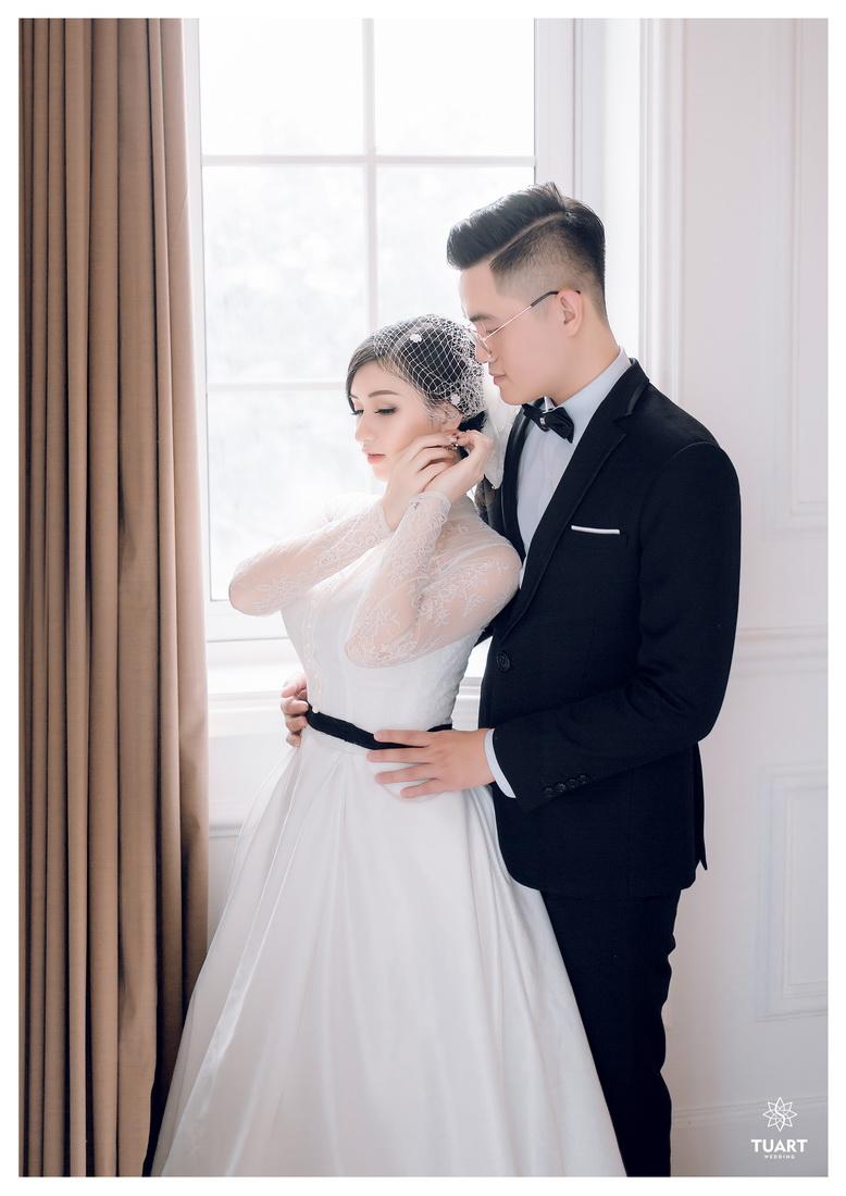 Album chụp ảnh cưới tại Biệt Thự Hoa Hồng : Tùng-Hường 7