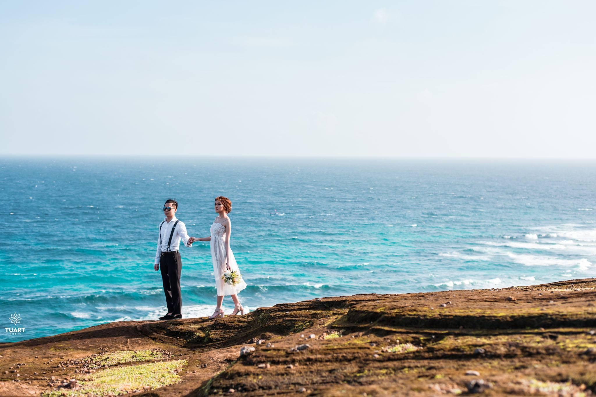 Album chụp hình cưới đẹp tại Lý Sơn 8