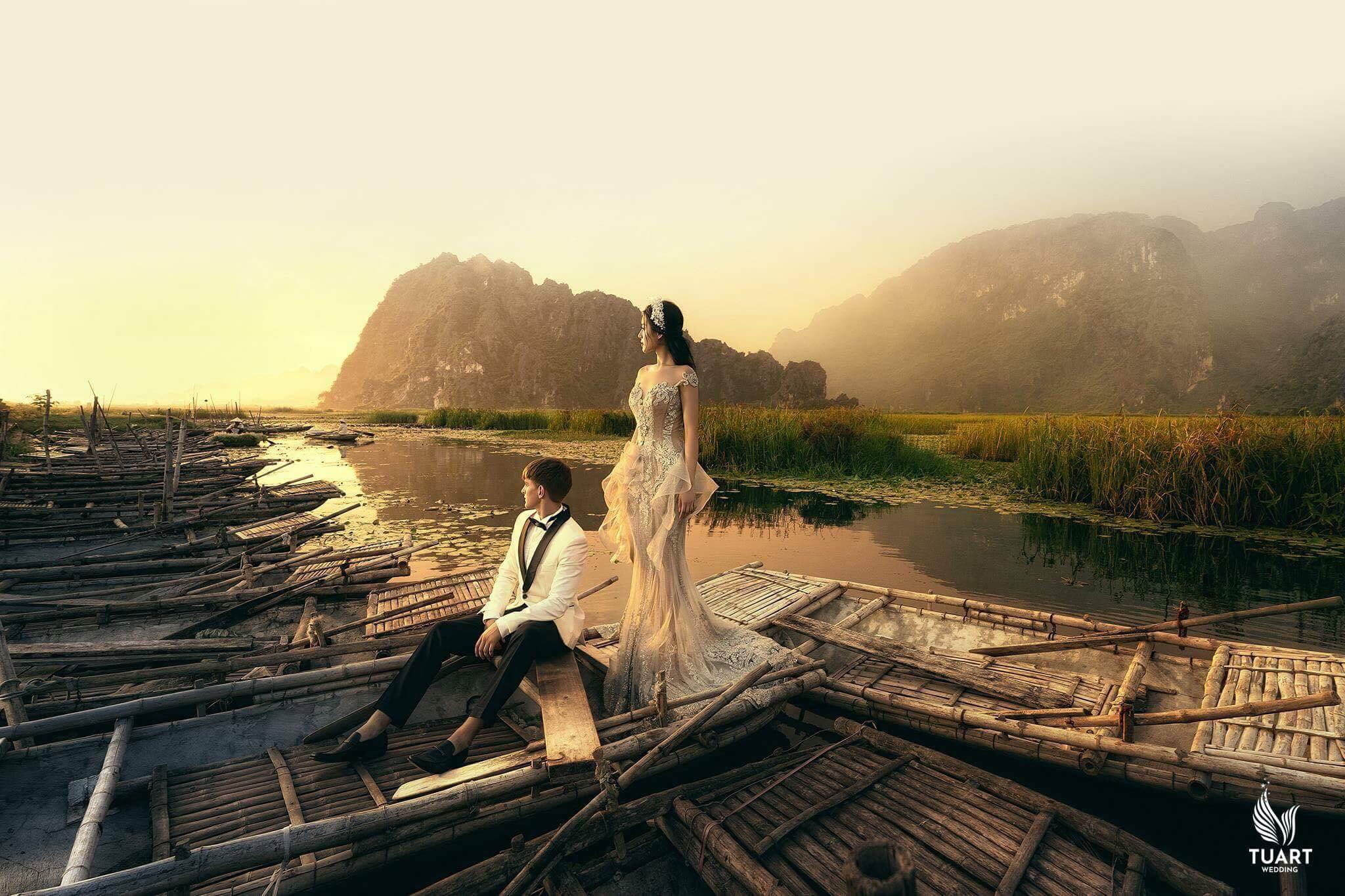 Album tại Ninh Bình Khánh Linh & Jeff Breuers – Album chụp ảnh cưới đẹp 8