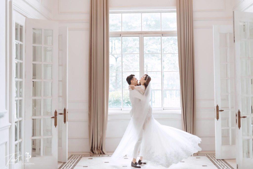 Album chụp ảnh cưới đẹp tại Biệt Thự Hoa Hồng 8