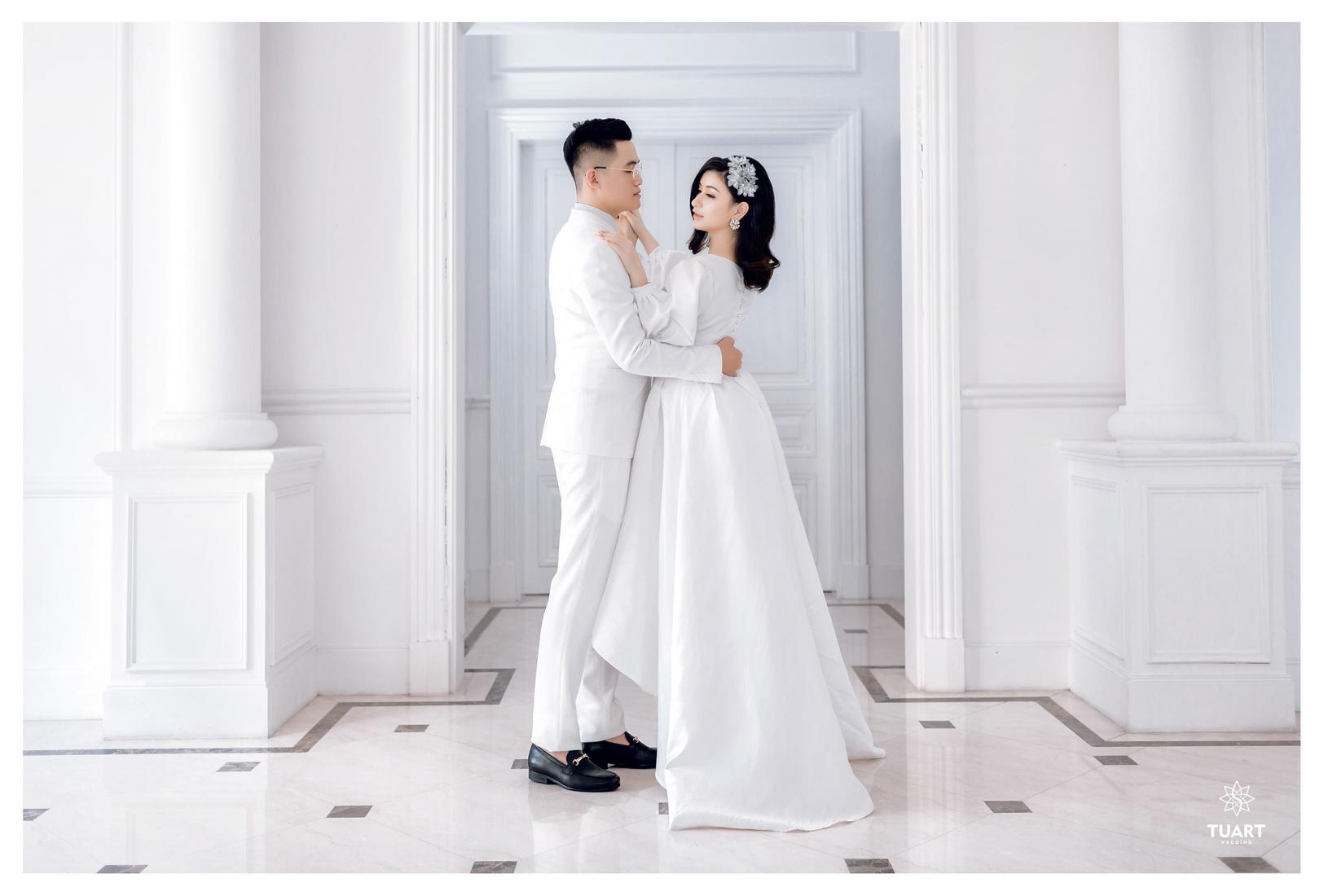 Album chụp ảnh cưới tại Biệt Thự Hoa Hồng : Tùng-Hường 8