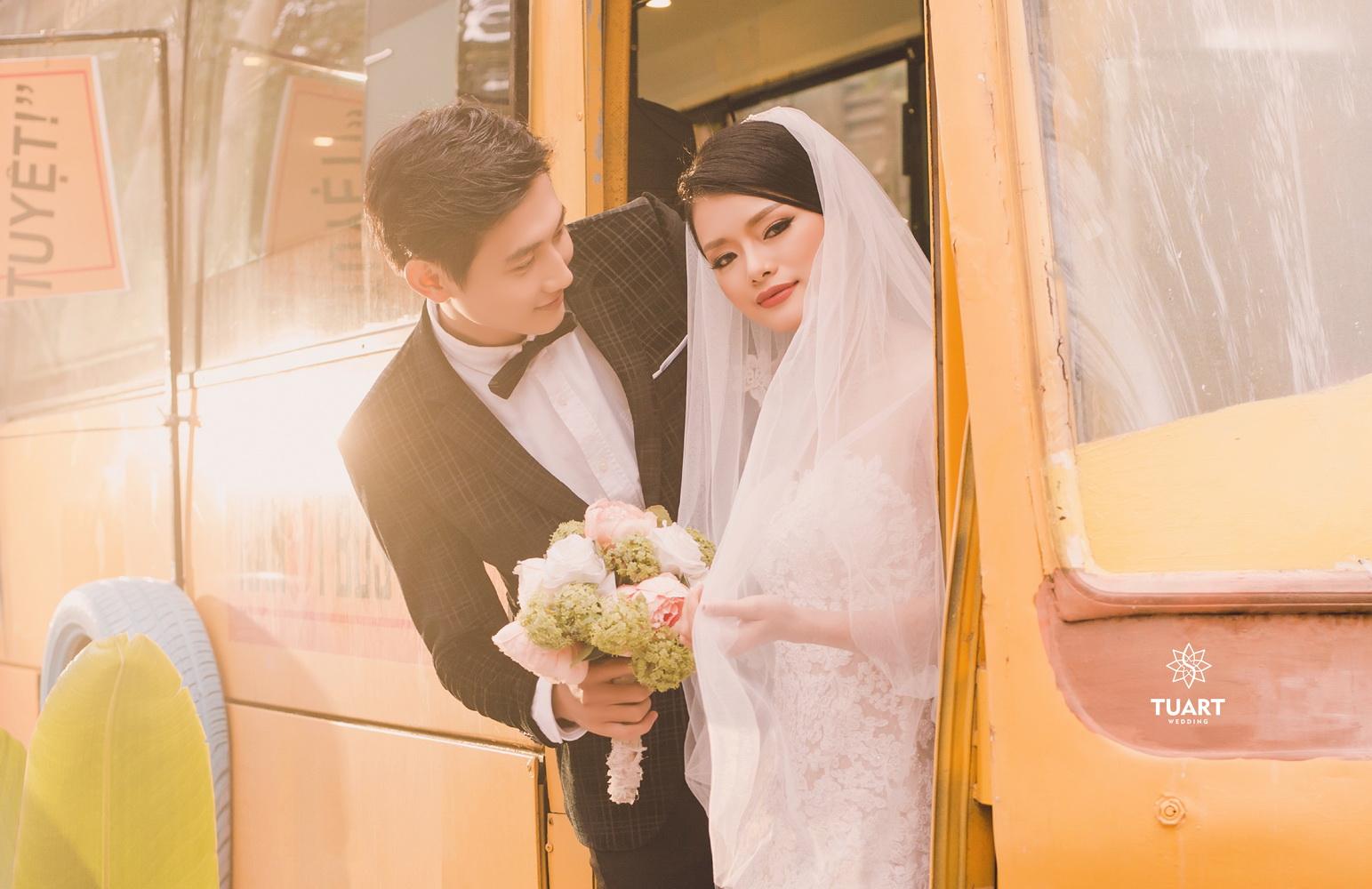 Album chụp ảnh cưới đẹp thành phố xanh Ecopark 9