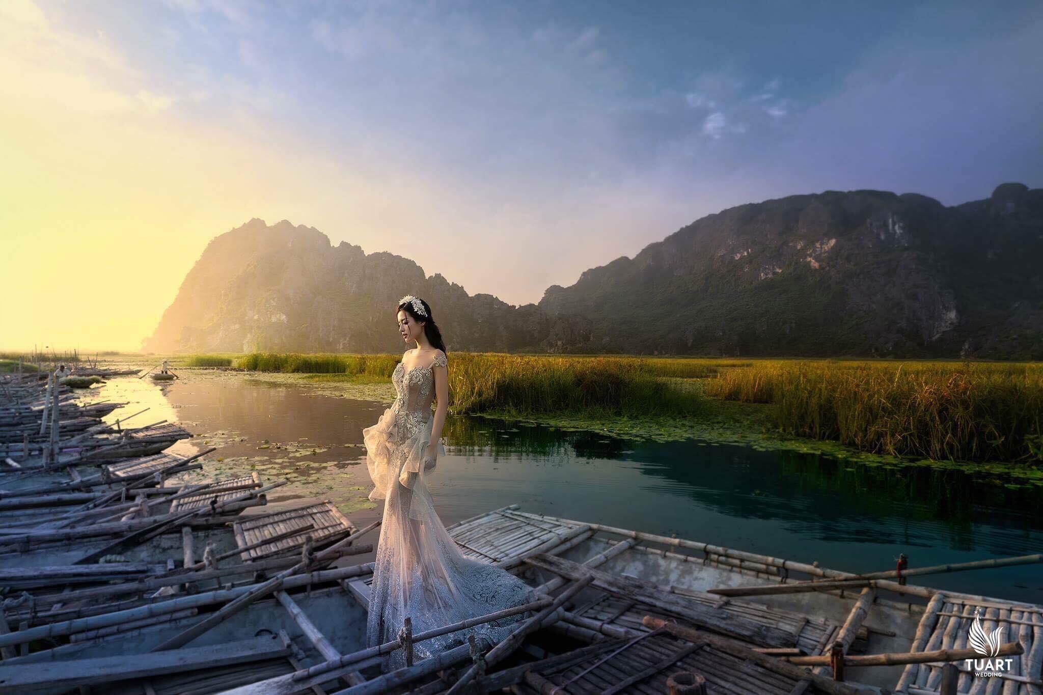 Album tại Ninh Bình Khánh Linh & Jeff Breuers – Album chụp ảnh cưới đẹp 9