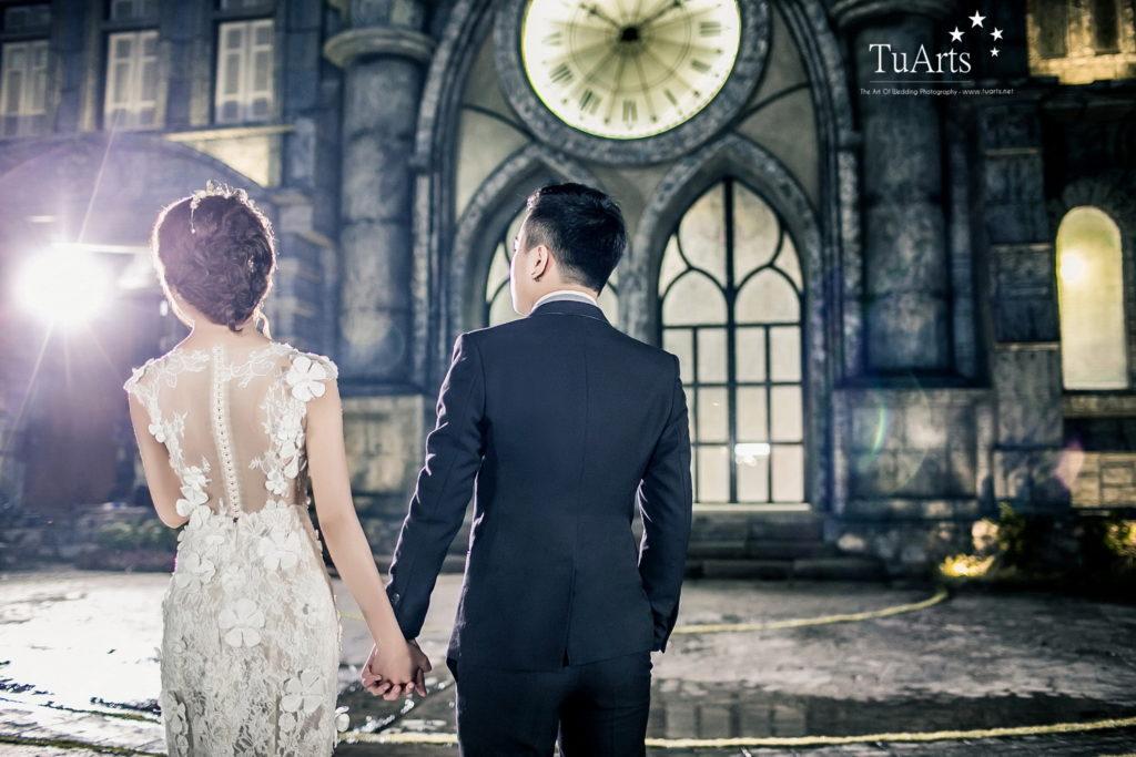 Album tại Smiley : Hiếu & Vân Anh - Album chụp ảnh cưới đẹp 9