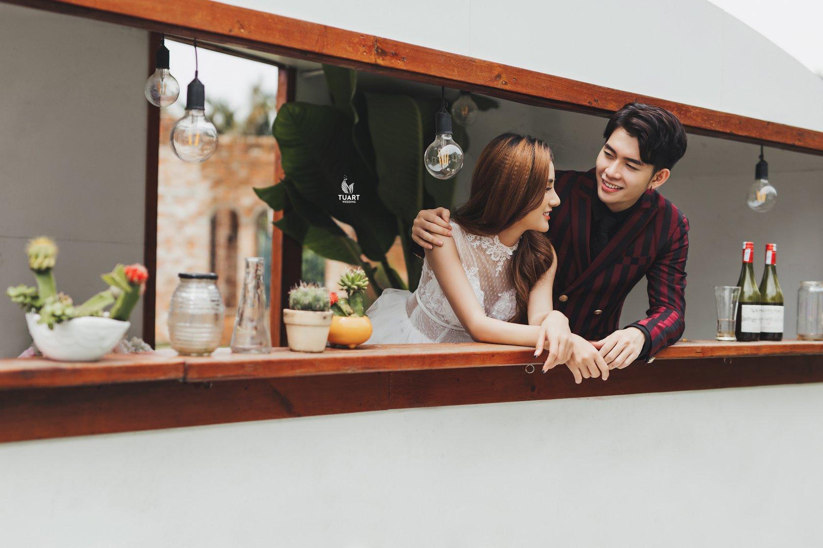 Album hình cưới đẹp tại PT Cabin 69 : Lâm & Kha