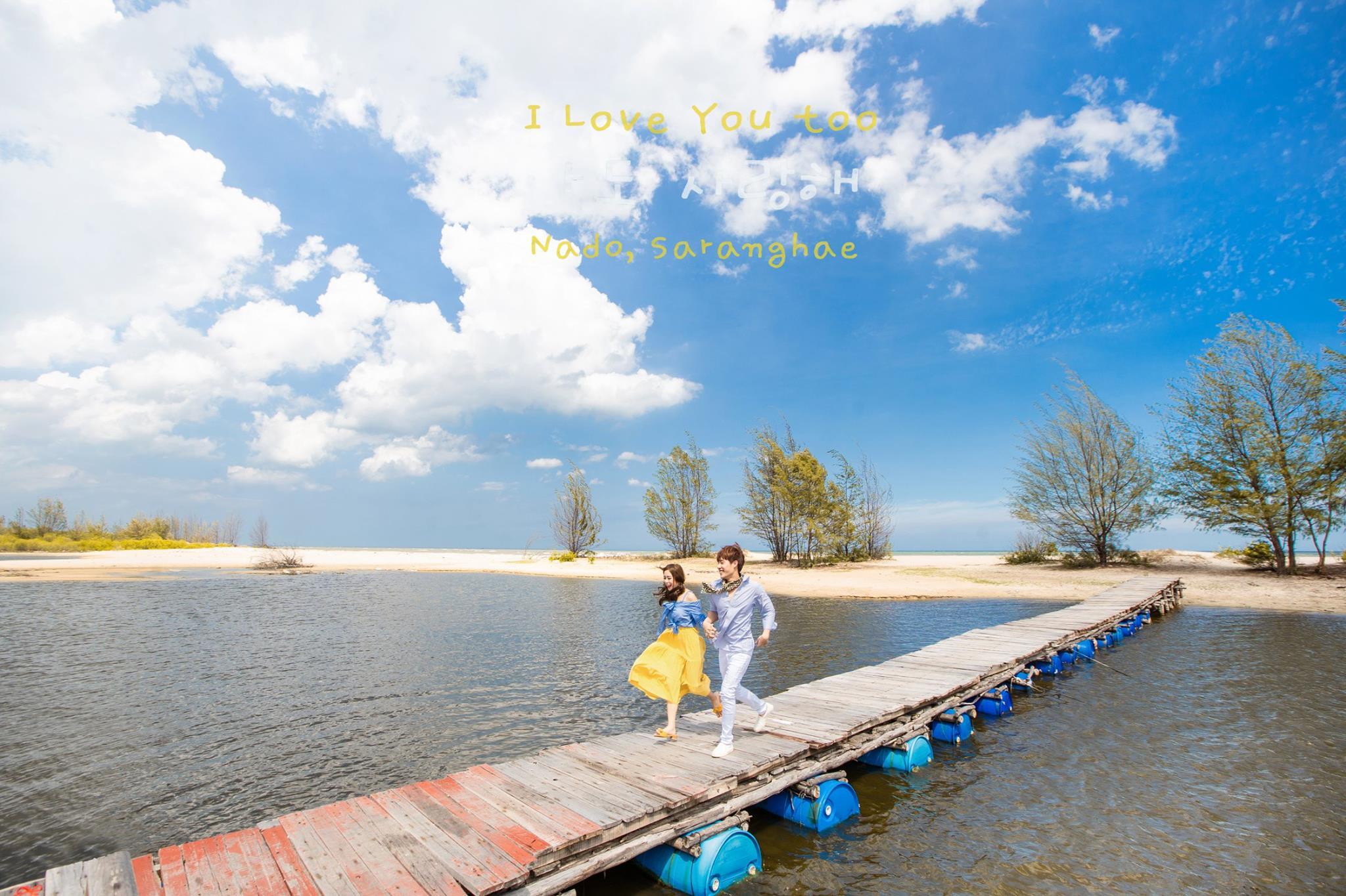 Studio chụp ảnh cưới đẹp Sài Gòn 2019