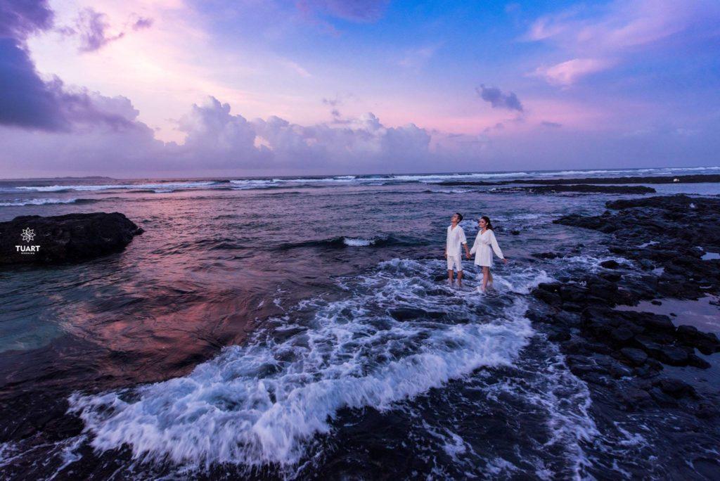 Album chụp hình cưới đẹp tại Lý Sơn 3