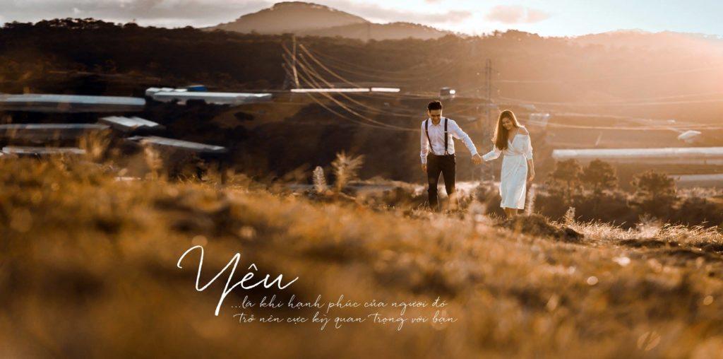 Chụp ảnh cưới ở Đà Lạt mùa nào đẹp nhất?
