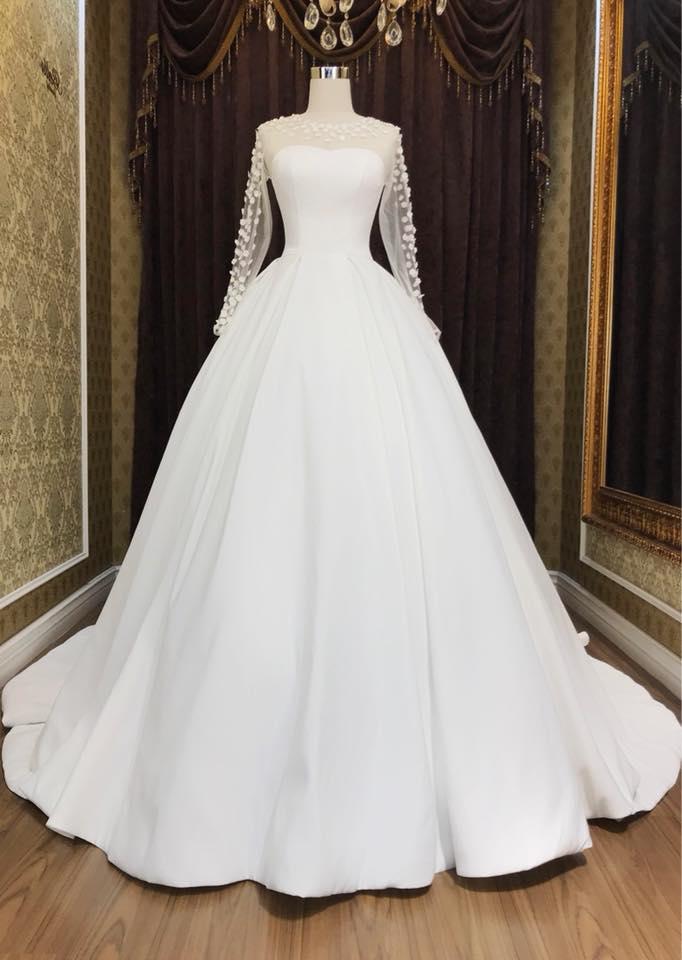 Album váy cưới bồng xòe 126