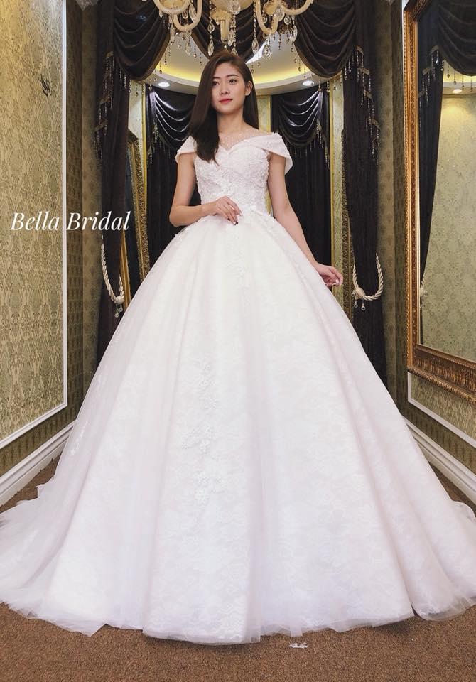 Album váy cưới bồng xòe 135