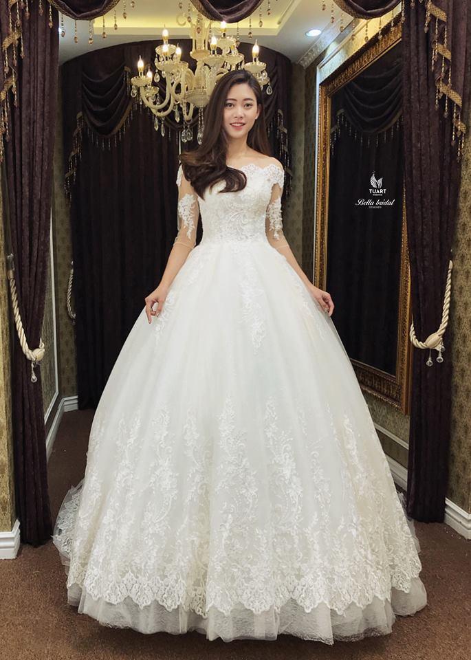 Album váy cưới bồng xòe 30