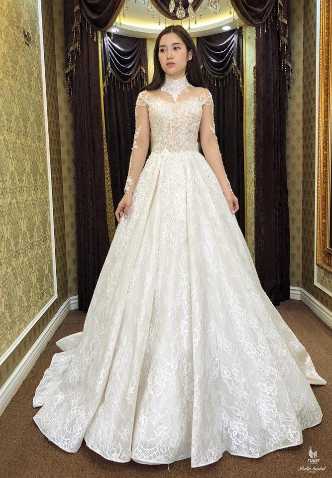 Album váy cưới bồng xòe 32