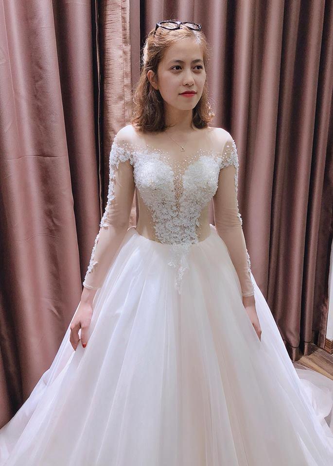 Album váy cưới bồng xòe 34