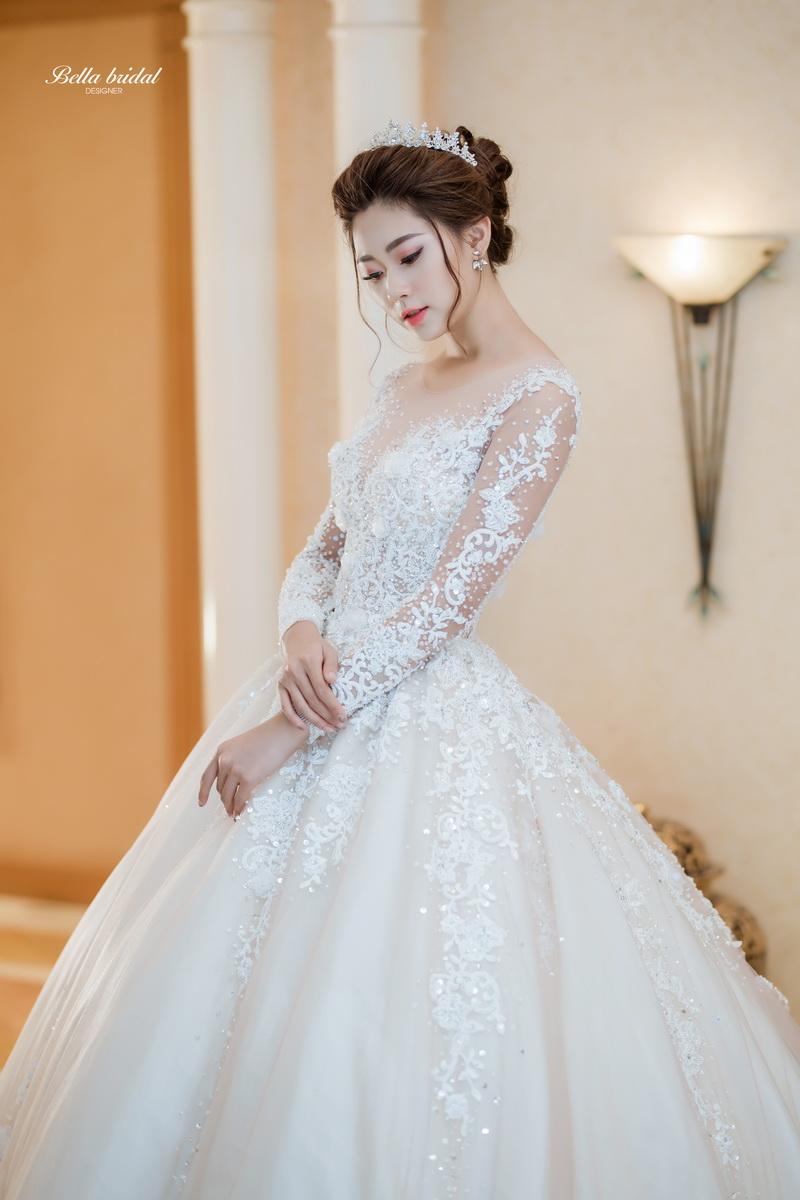 Album váy cưới bồng xòe 39