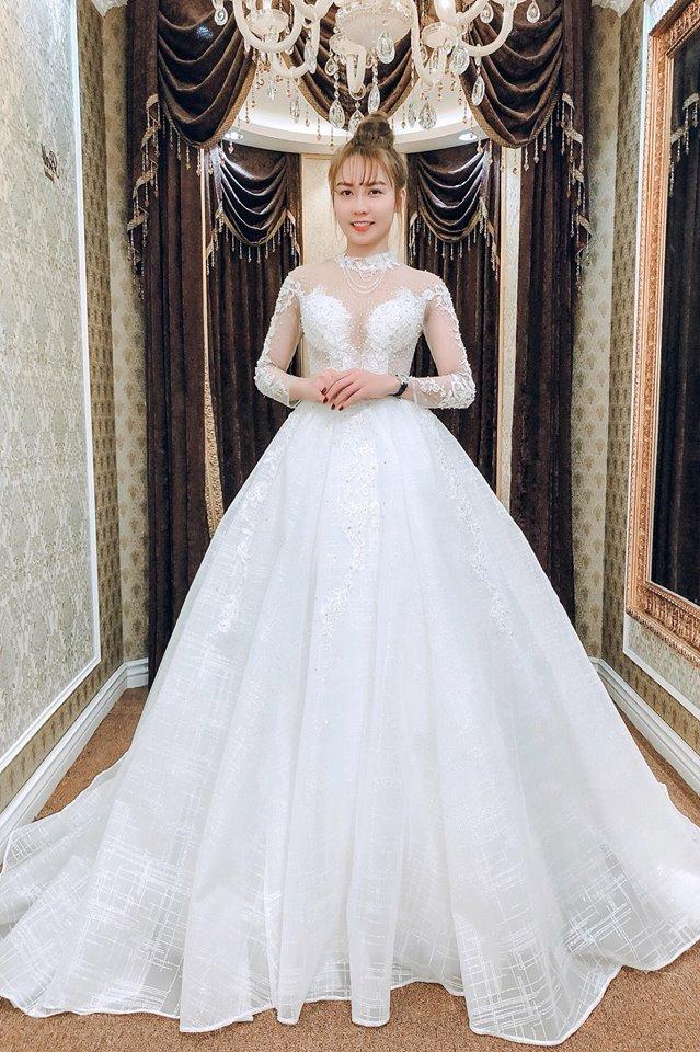 Album váy cưới bồng xòe 51