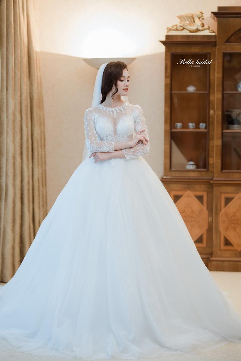 Album váy cưới bồng xòe 52