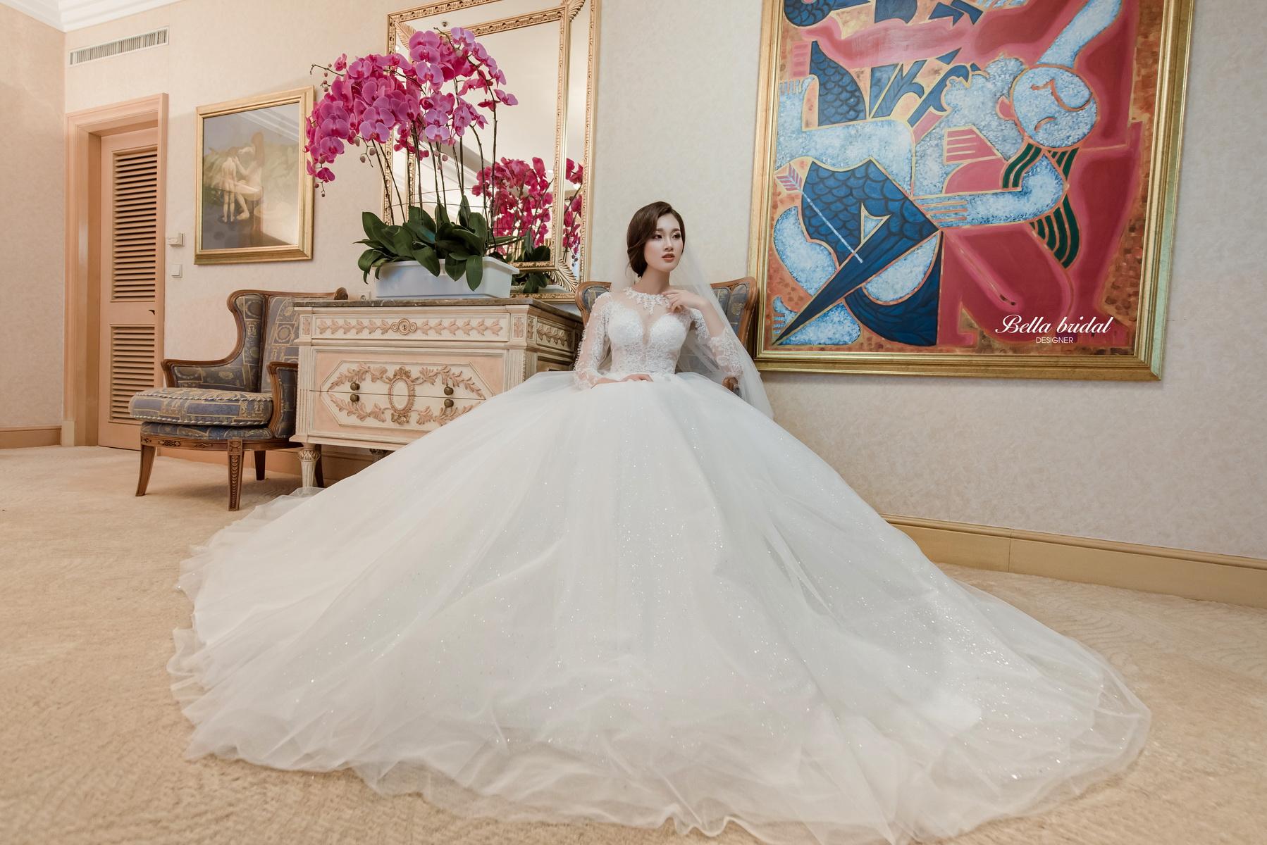 Album váy cưới bồng xòe 57
