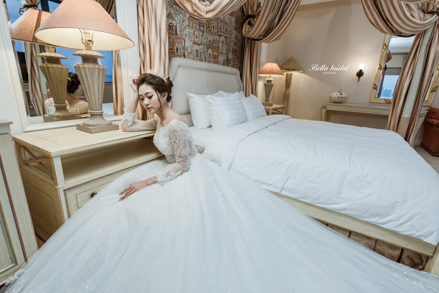 Album váy cưới bồng xòe 58