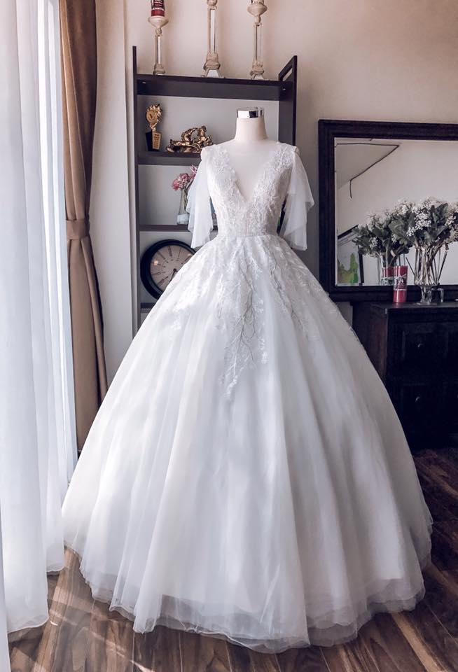 Album váy cưới bồng xòe 89