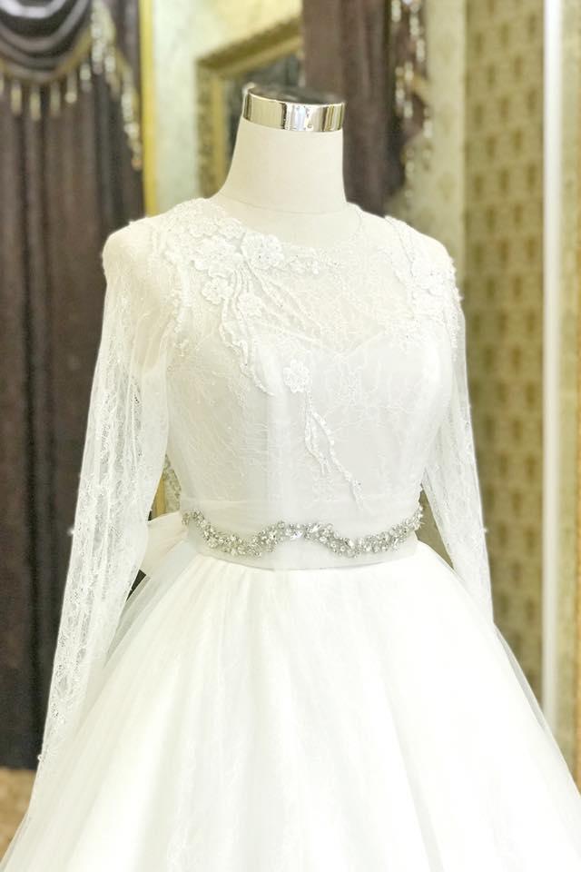 Album váy cưới bồng xòe 96