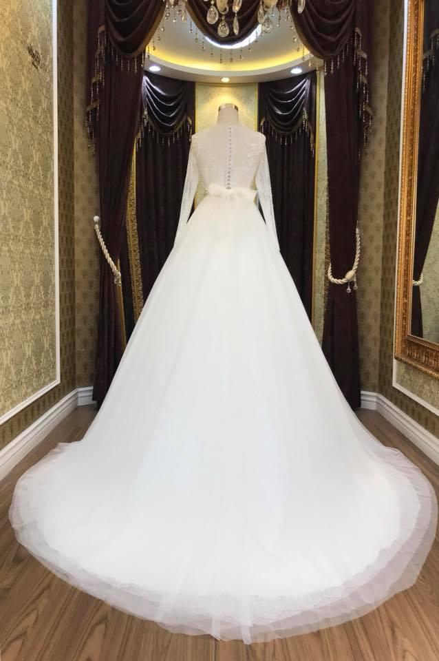 Album váy cưới bồng xòe 97