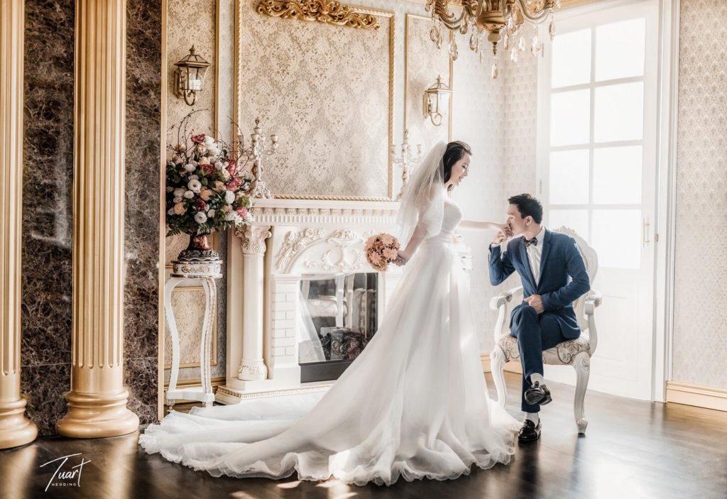 5 Địa điểm chụp ảnh cưới được yêu thích nhất Hà Nội