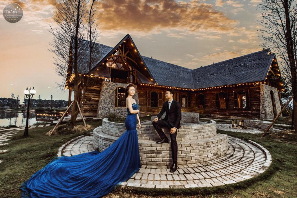 5 Địa điểm chụp ảnh cưới được yêu thích nhất Hà Nội 1