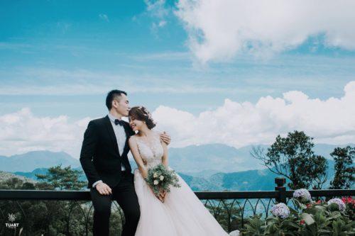 Gợi ý trang phục cho cô dâu chú rể để album ảnh cưới đẹp nhất