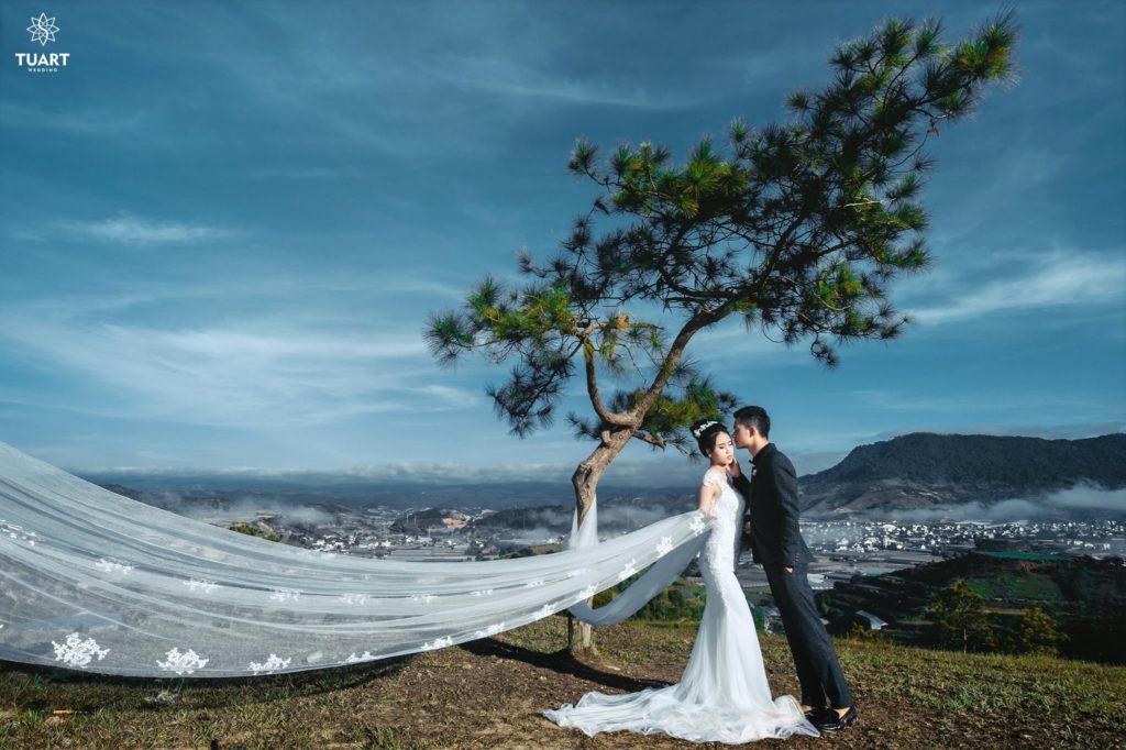 Gợi ý những địa điểm chụp ảnh cưới đẹp ở Đà Lạt