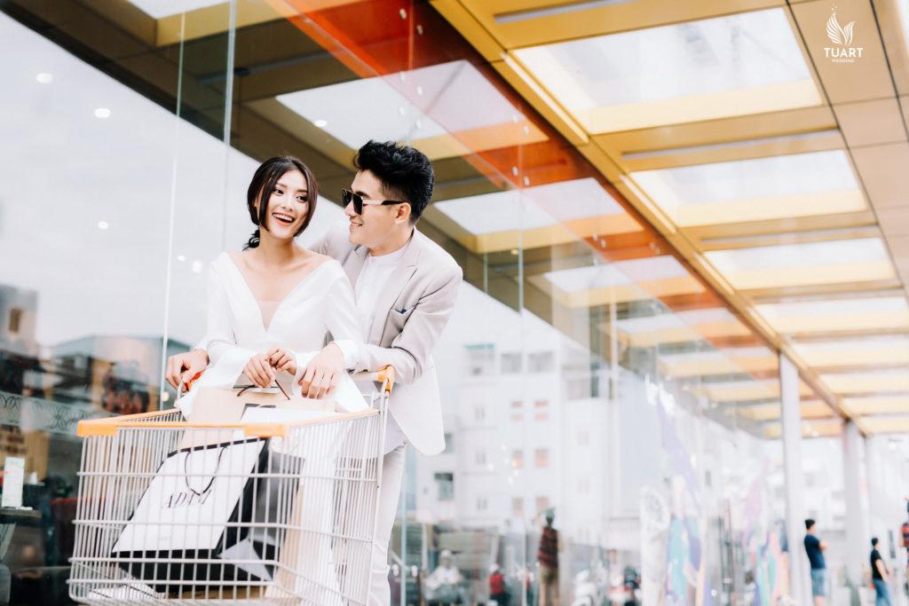 Album ảnh cưới đẹp Sài Gòn 7