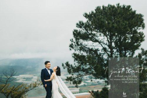 Chia sẻ kinh nghiệm chụp ảnh cưới đẹp Đà Lạt