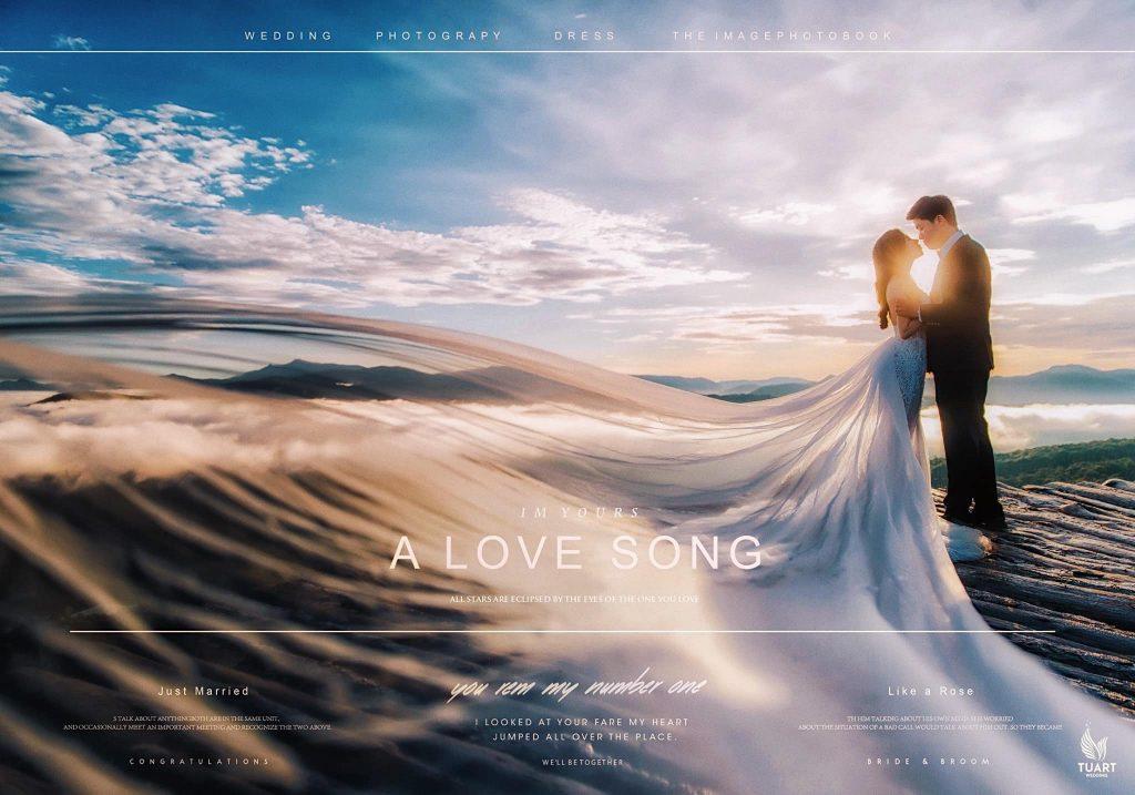 ảnh cưới đẹp ở Đà Lạt