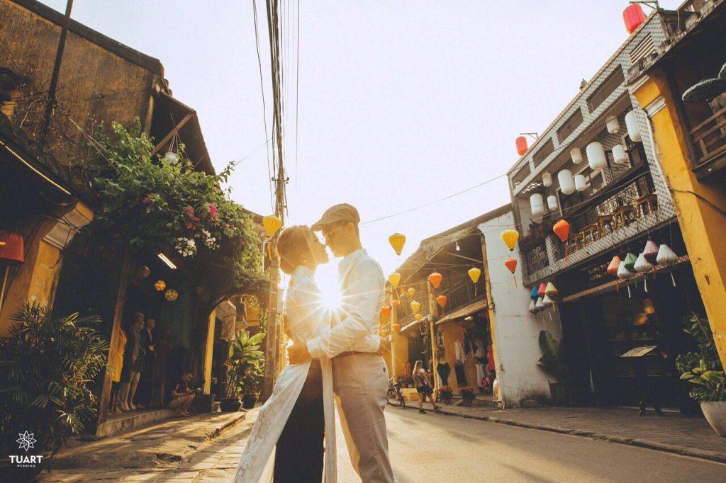 chụp ảnh cưới đẹp hội an