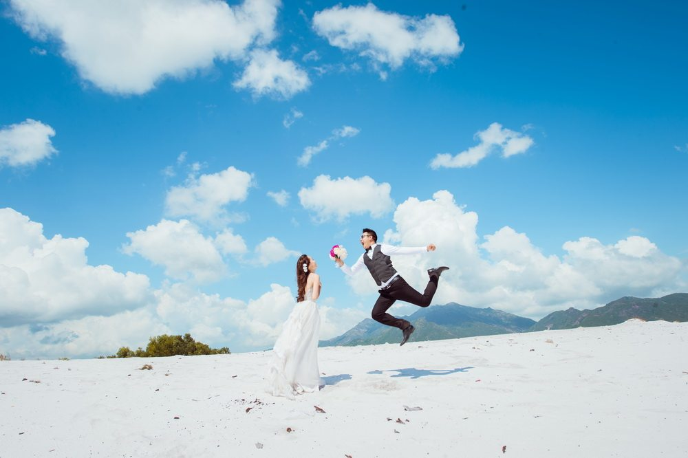 Gợi ý các địa điểm chụp ảnh cưới đẹp ở Nha Trang