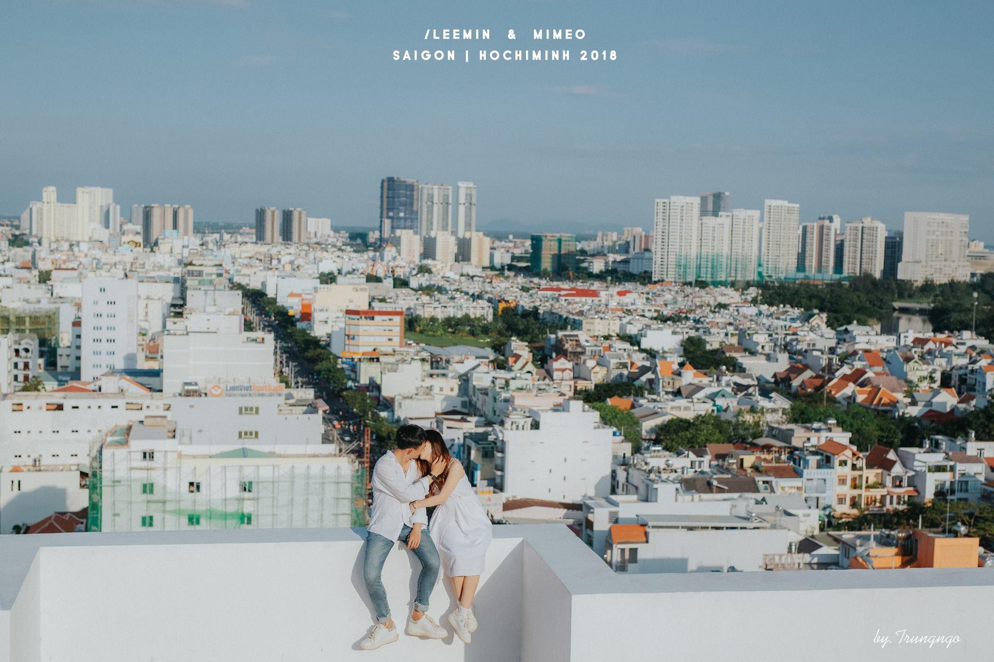 ALBUM ẢNH CƯỚI TẠI SÀI GÒN 2