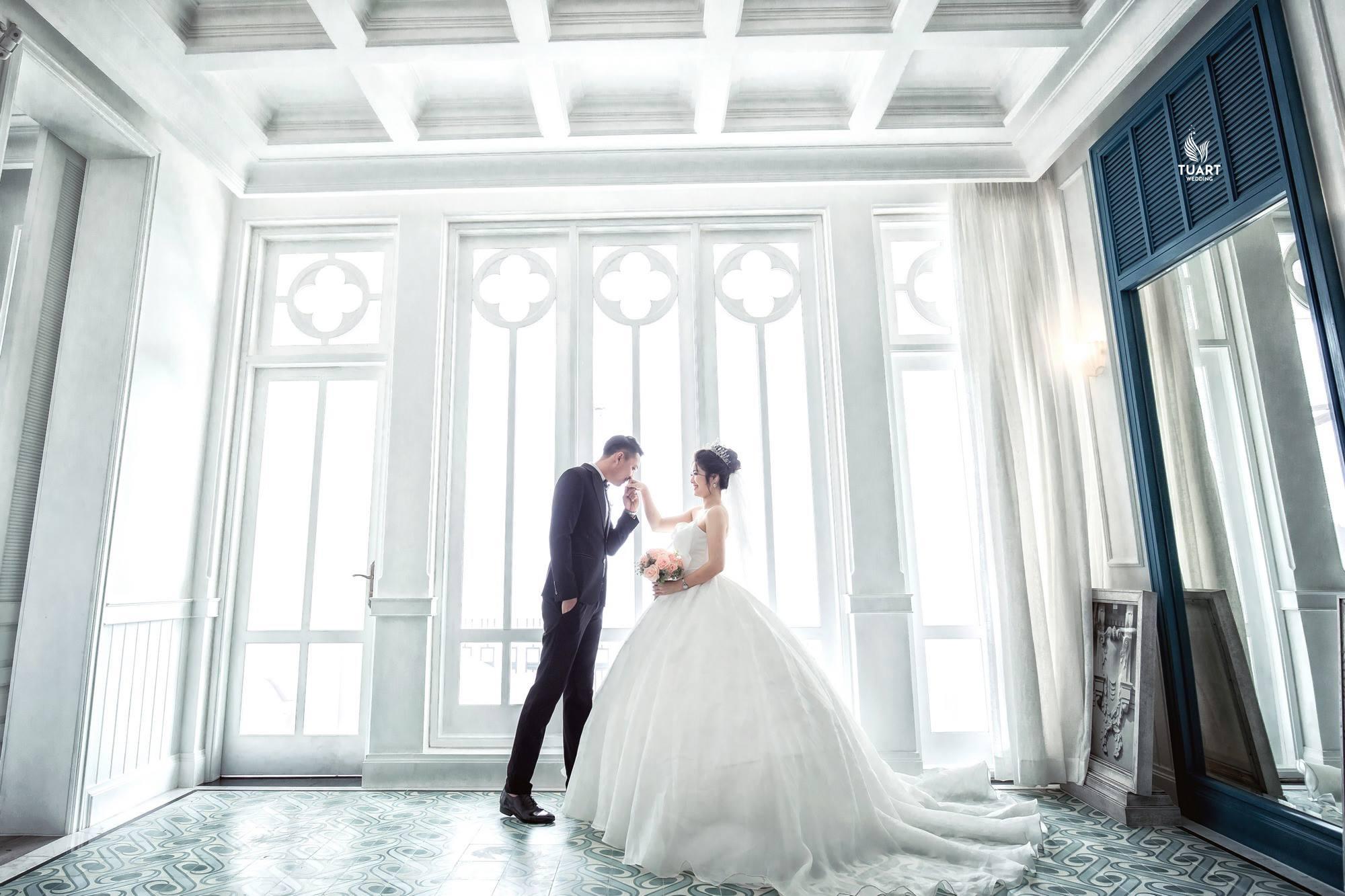 Tư vấn Studio chụp ảnh cưới đẹp Sài Gòn 2020