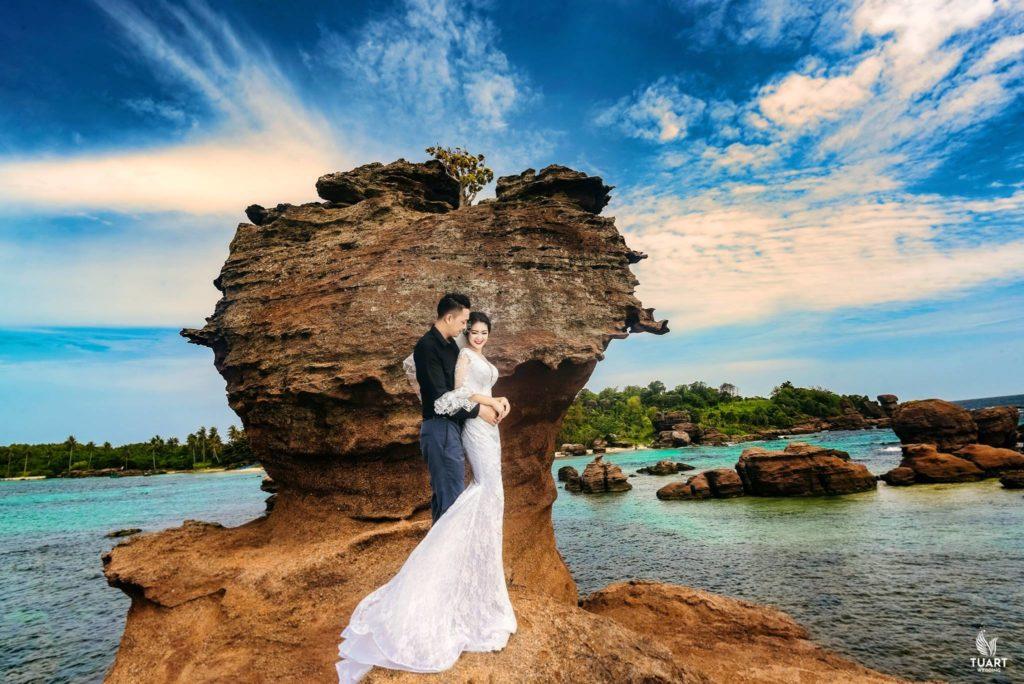 studio chụp ảnh cưới đẹp Phú Quốc