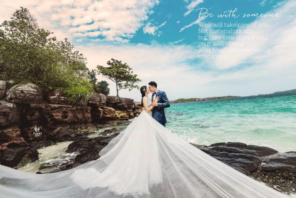 Studio chụp ảnh cưới đẹp Phú Quốc 2019
