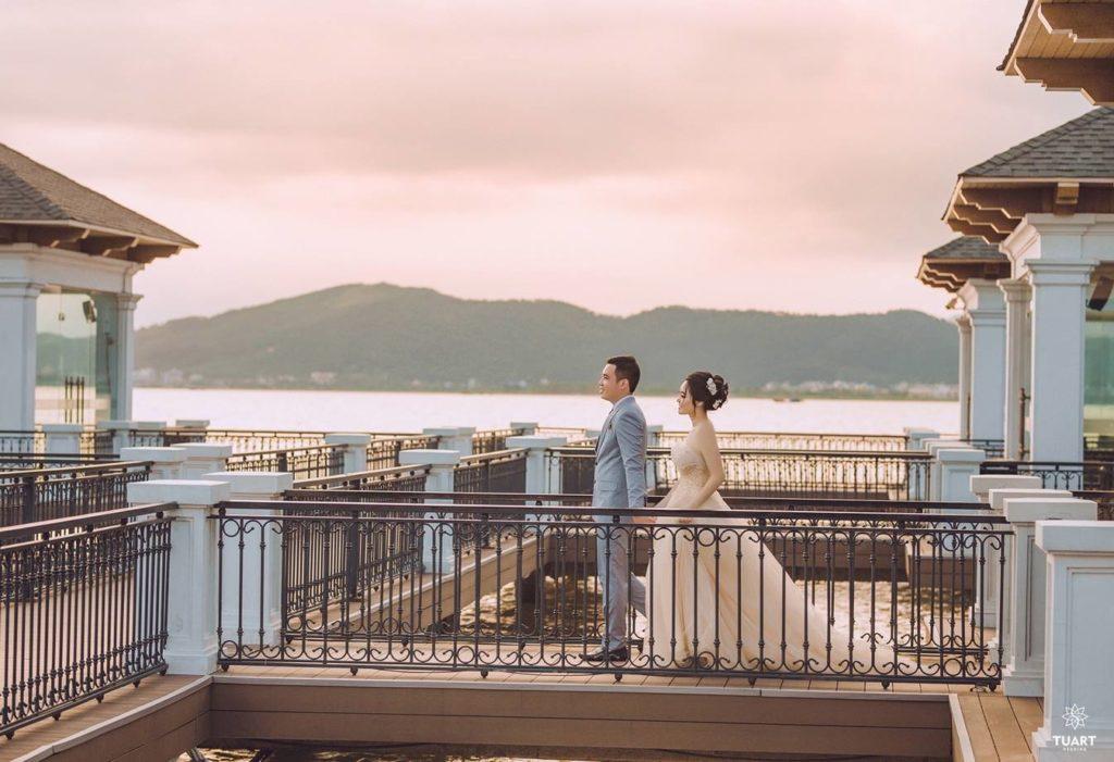 Album ảnh cưới đẹp ở Quảng Ninh 10