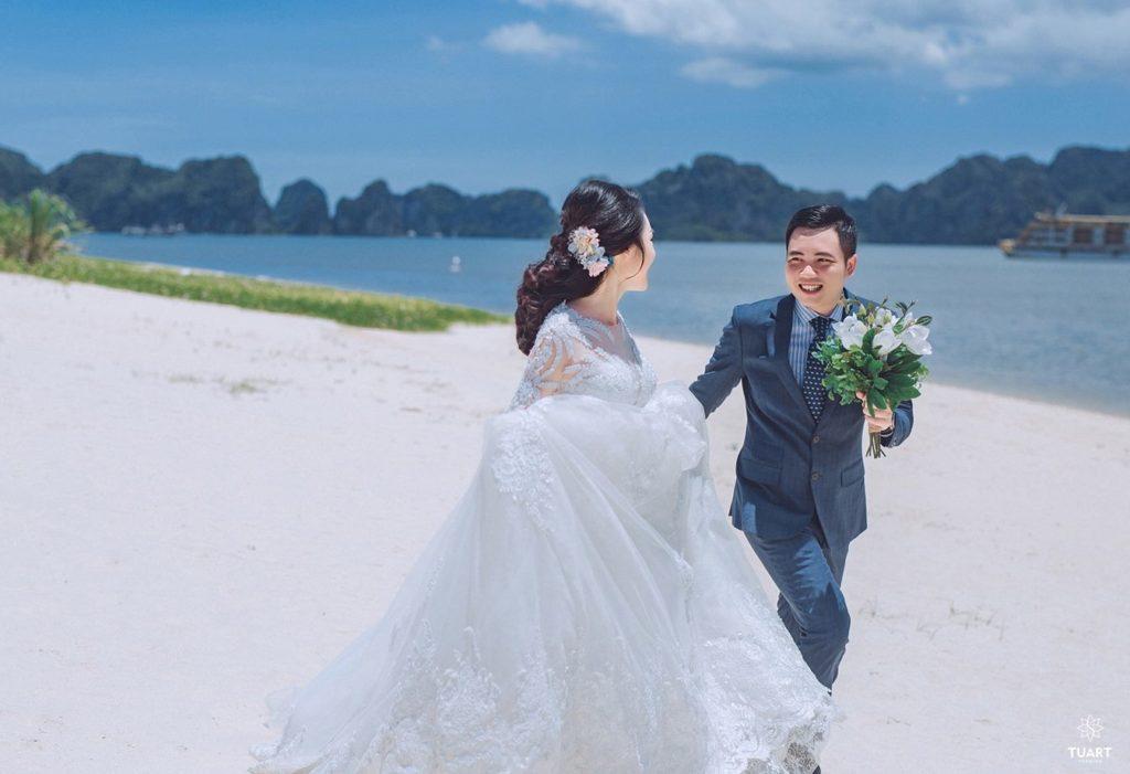 Album ảnh cưới đẹp ở Quảng Ninh 13