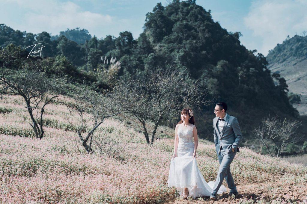 Album ảnh cưới tổng hợp ở Mộc Châu 6