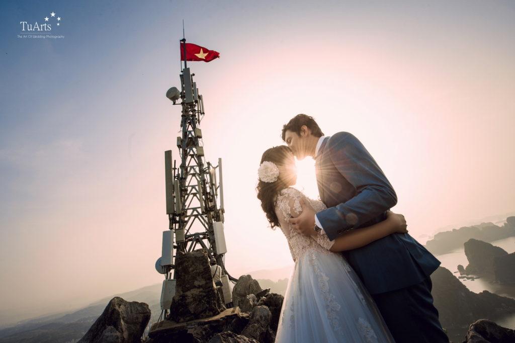 Album ảnh cưới đẹp ở Quảng Ninh 28