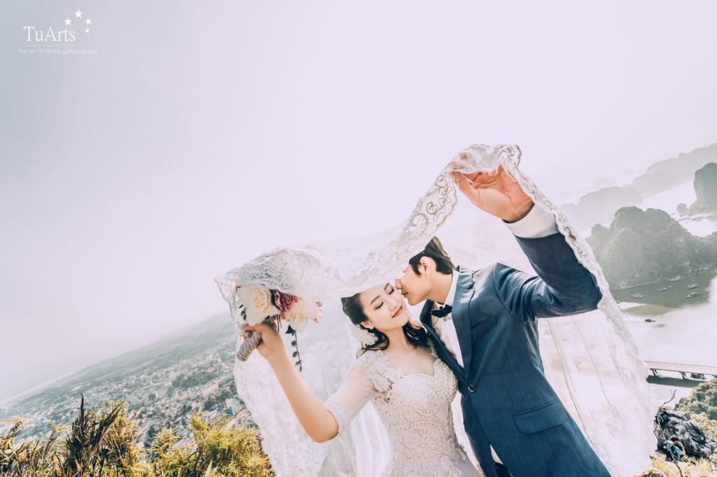 Album ảnh cưới đẹp ở Quảng Ninh 32