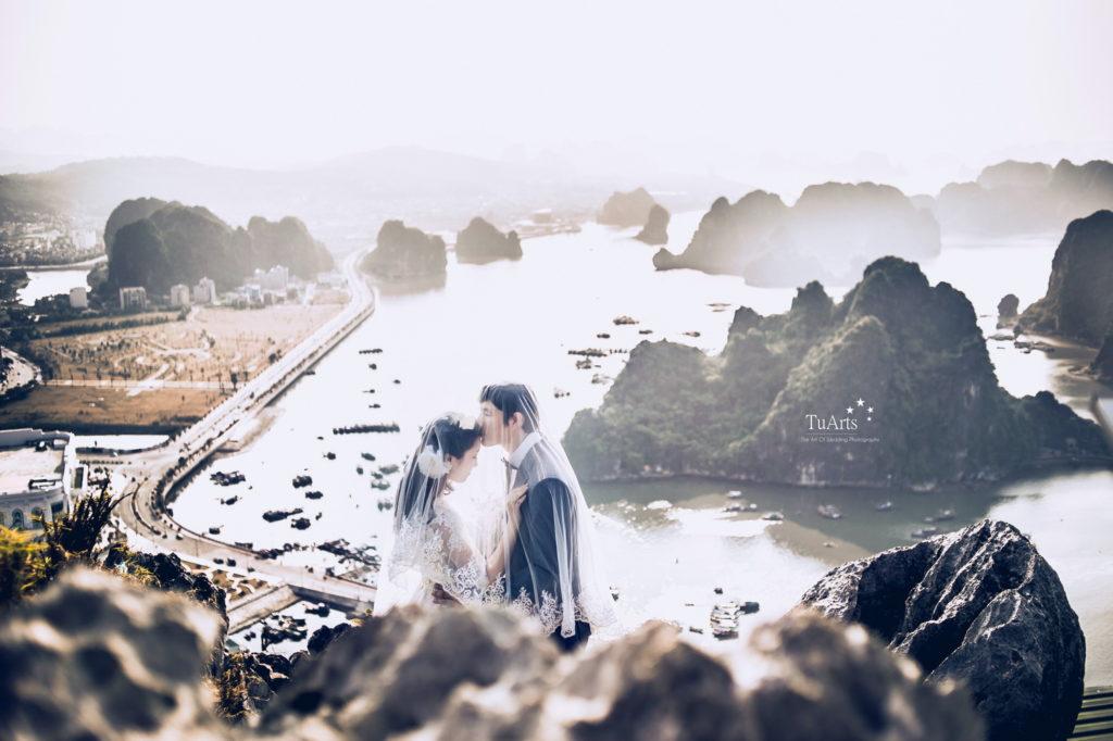 Album ảnh cưới đẹp ở Quảng Ninh 33