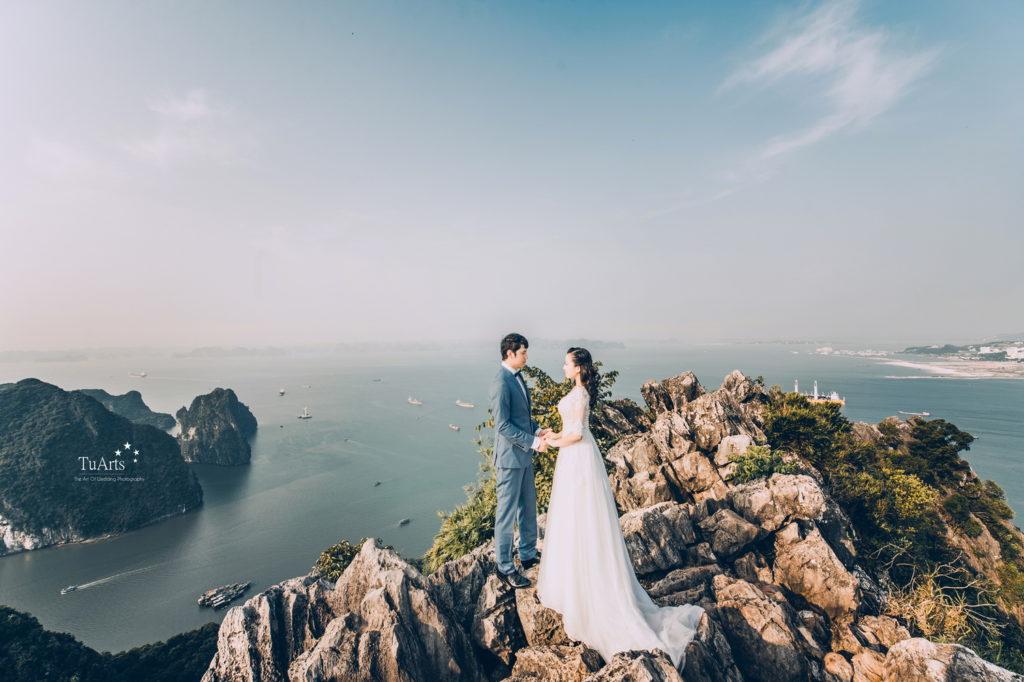 Album ảnh cưới đẹp ở Quảng Ninh 31