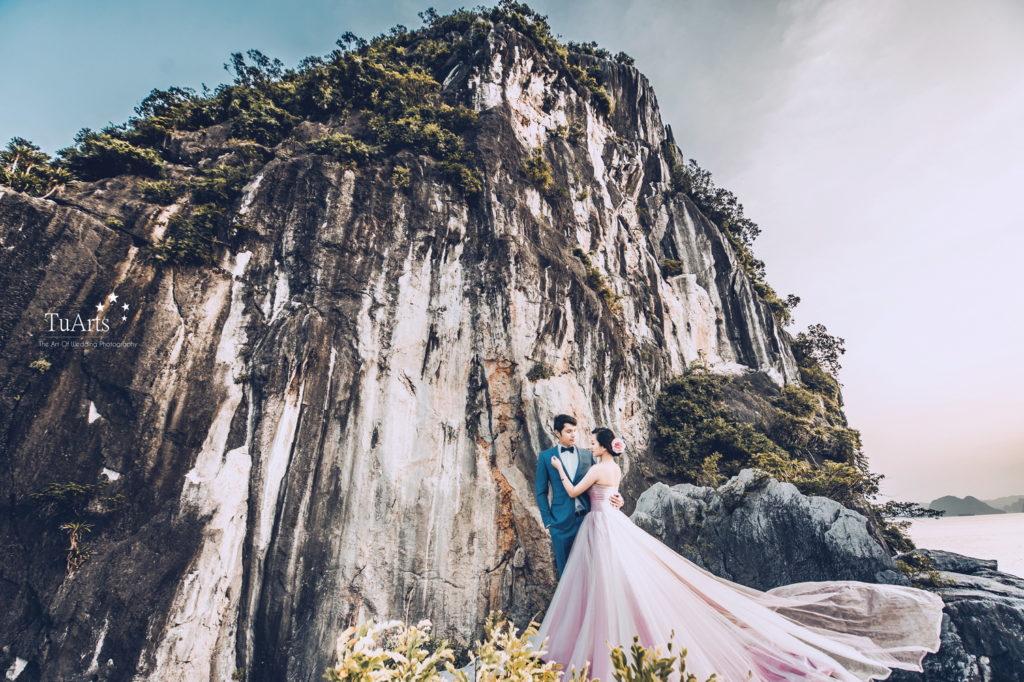 Album ảnh cưới đẹp ở Quảng Ninh 29
