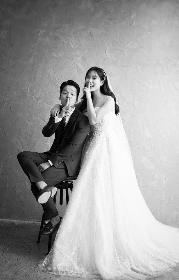 Album ảnh cưới theo phong cách Hàn Quốc 17